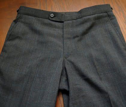 Pantaloni fara gaica