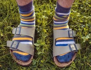sosete si sandale