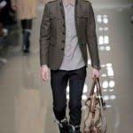Burberry – Moda bărbați toamnă-iarnă 2010/2011