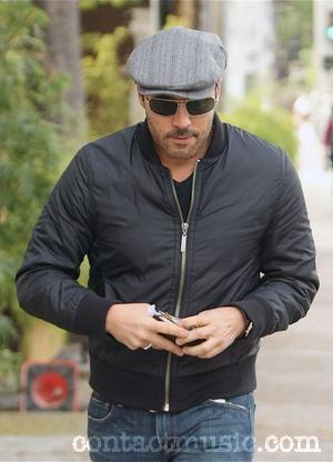 Jeremy piven, basca, jacheta