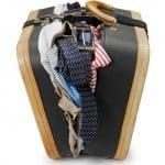 bagaj, geanta, voiaj, excursie, impachetare