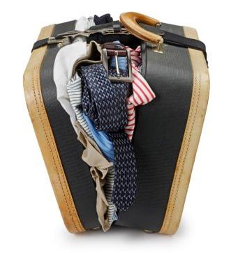 bagajul deplasări