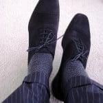 Pantofii din piele întoarsă