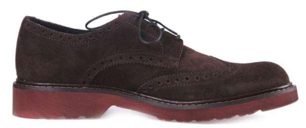 pantofi piele intoarsa bata