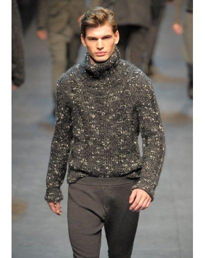pulover pe gat gros, material, gros, toamna, iarna, lana