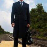 Influențe din moda britanică : paltonul Chesterfield