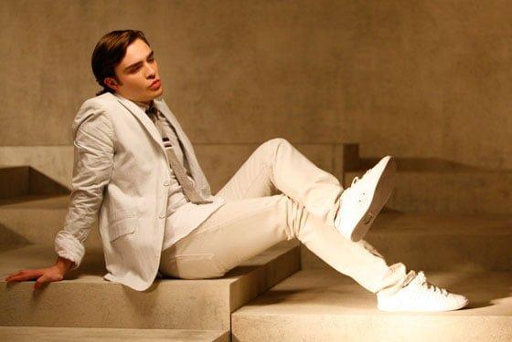 Style icon - Ed Westwick