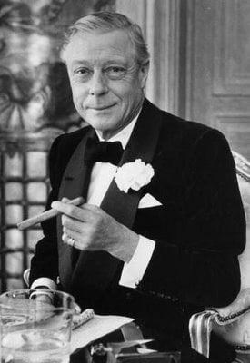 Influențe din moda britanică : Ducele de Windsor - rebelul în stil