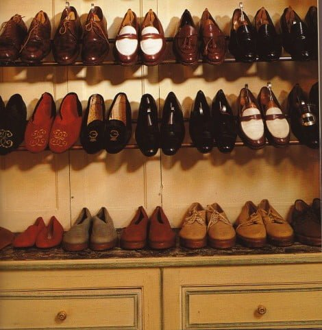pantofi, garderobe