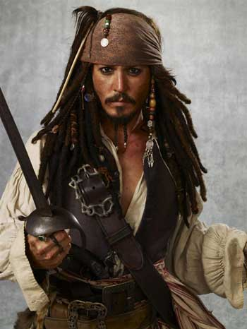 johnny depp, pirat, halloween