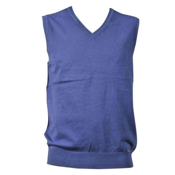 vesta albastra