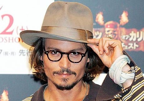 johnny, depp, creativitate, stil, personalitate