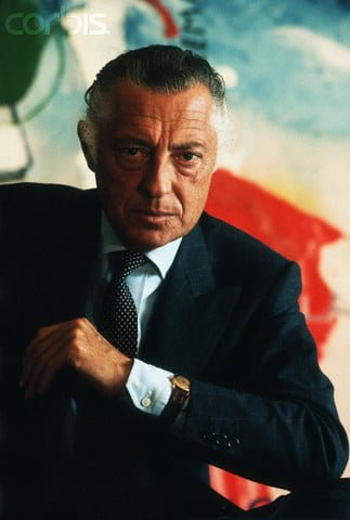 Style Icon - Gianni Agnelli
