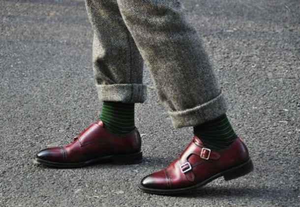 Pantofii cu cataramă