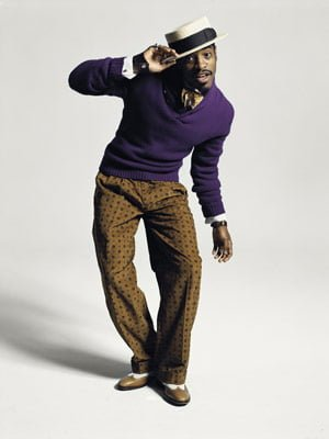 Style icon - Andre Benjamin