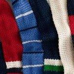 Versatilitatea cravatei tricotate din mătase