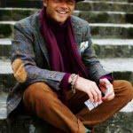 Style Icon – Luca Rubinacci