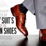 Versatilitatea pantofilor maro