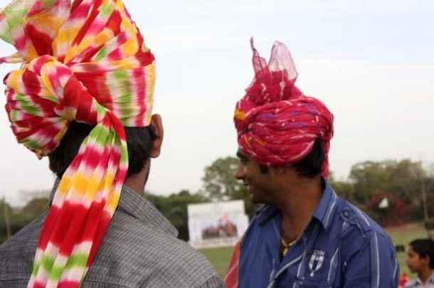 Momente din India