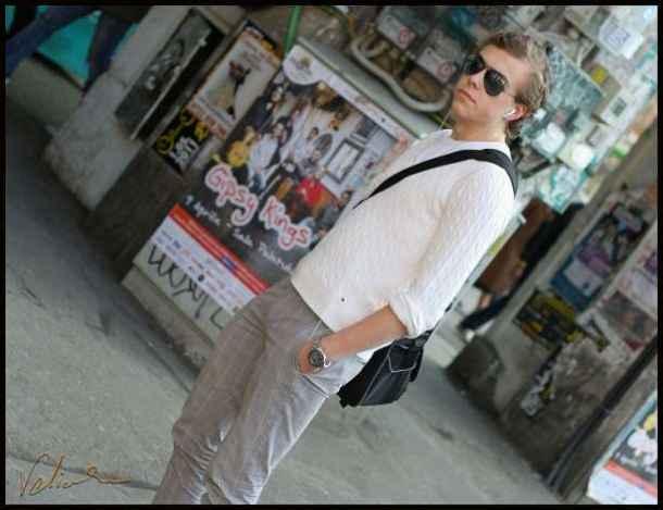 Street style București
