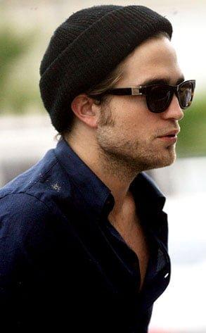 Style Icon - Robert Pattinson