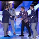 Smiley cel mai bine îmbrăcat la a treia semifinală Românii au talent