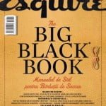 Recenzie Esquire The Big Black Book primăvară – vară 2011