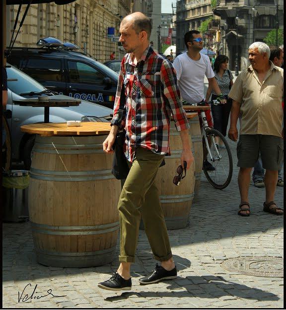 Street style Bucureşti - ediţia de vară