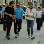 Street style Bucuresti – Florin Dobre şi Sava Ionuţ Daniel