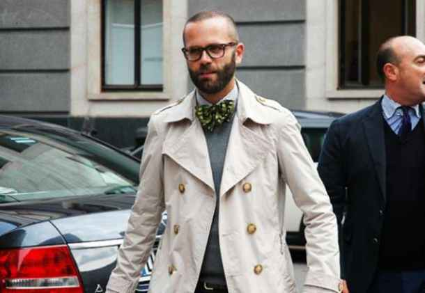 Style icon - Angelo Flaccavento
