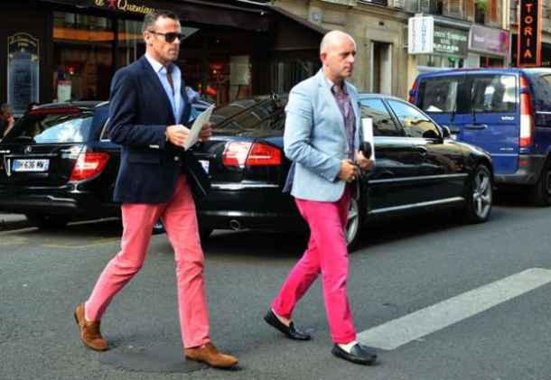 Street style Paris - ediţia de vară