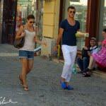 Mocasinii albaştri din Bucureşti