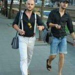 Bretelele şi pantalonii plămânii din Bucureşti