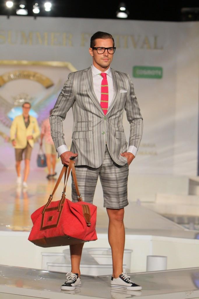 Colecţia Ego Men`s Fashion Concept - The Luxury Man la Fashiontv Summer Festival