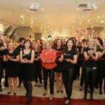Cum a fost la deschiderea H&M Cluj