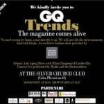GQ Trends cu Adina Buzatu