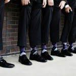 Şosetele colorate – pata de culoare pe timp de toamnă