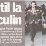 Stil Masculin în Mesagerul de Cluj