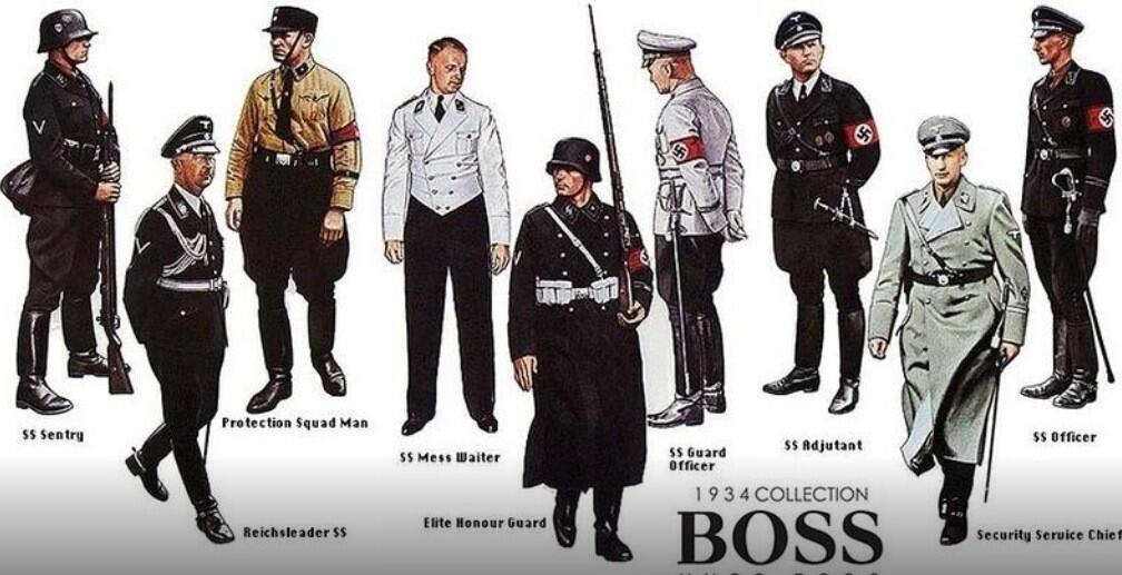 istoria hugo boss