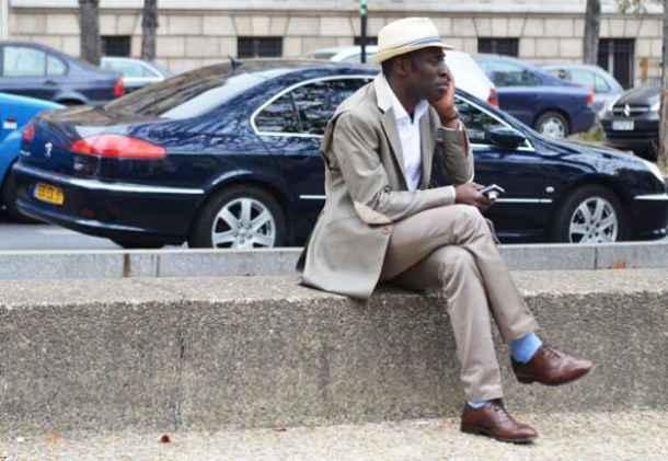 Street style Paris - ediţia de toamnă