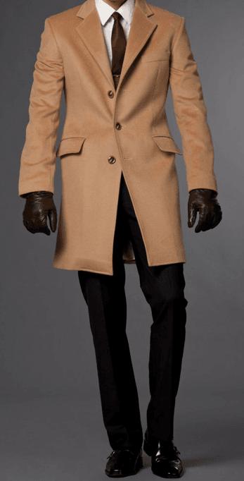 Haina camel paltonul
