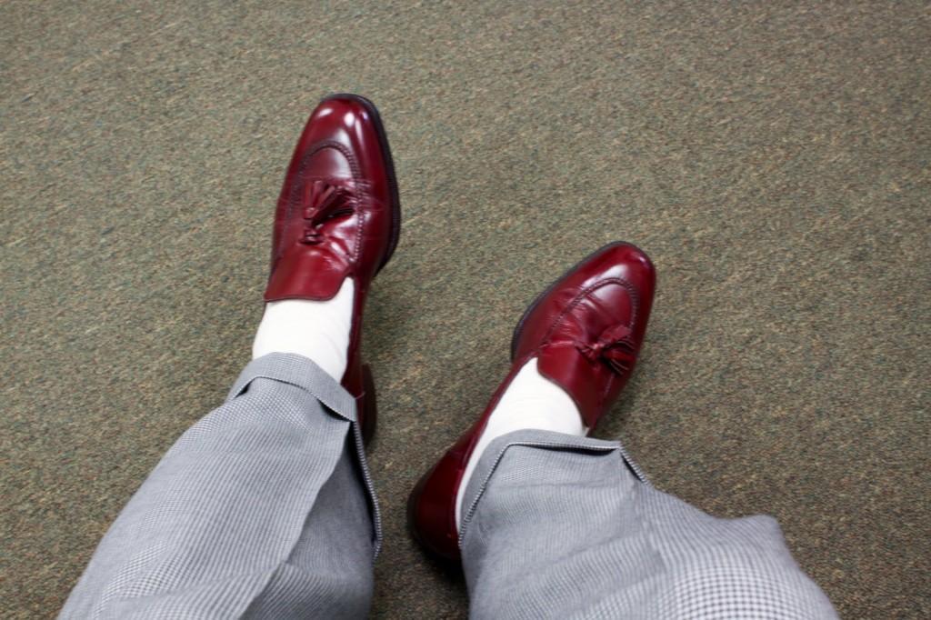 De ce îmi plac şosetele albe