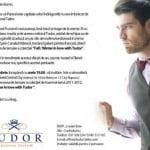 Tudor Tailor lansează colecţia toamnă-iarnă 2011-2012