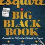 Recenzie Esquire The Big Black Book toamnă-iarnă 2011-2012