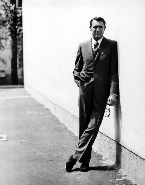 Cary Grant - un clasic în patru ipostaze