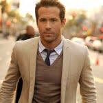 Ținuta lui Ryan Reynolds