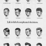 Câteva frizuri și denumirea lor