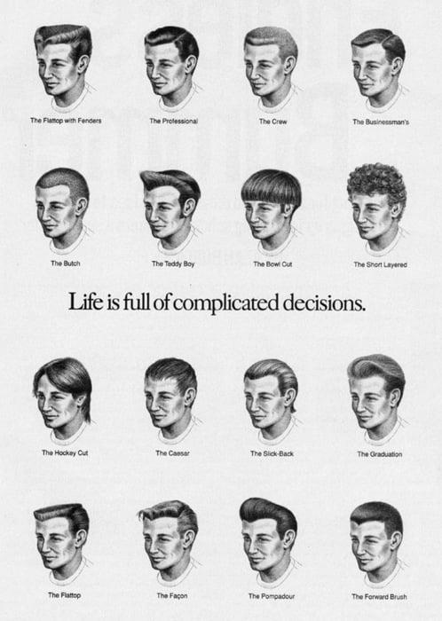 frizuri si denumirea
