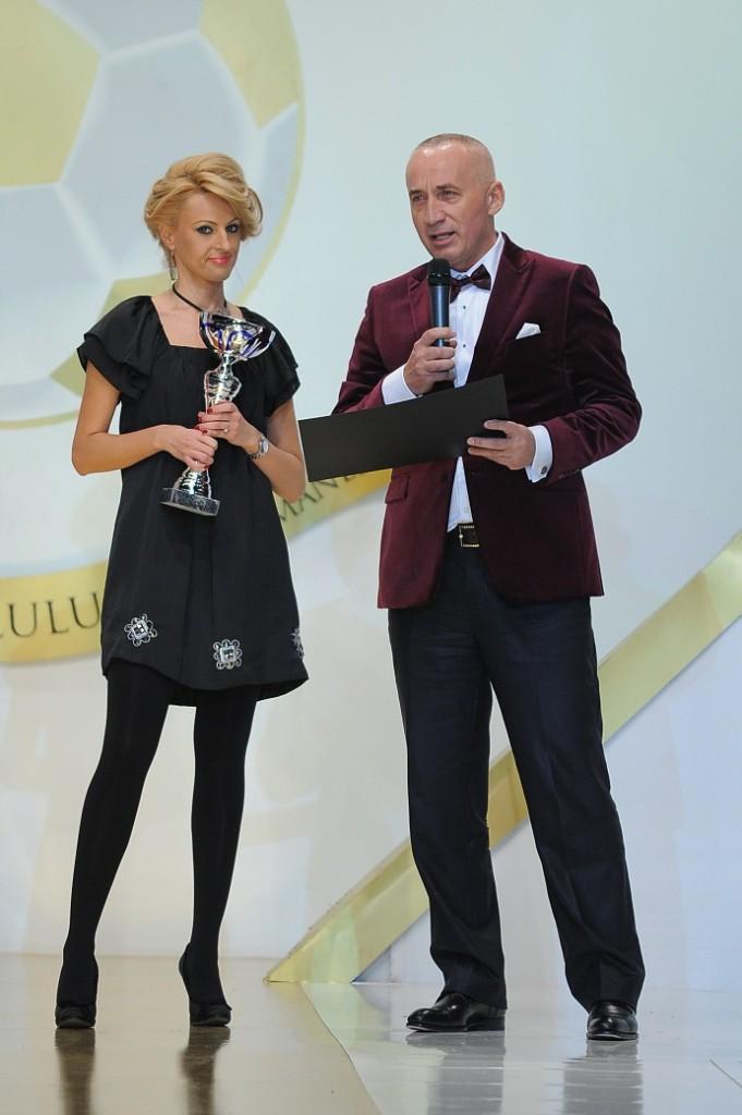 Ținute de la Gala Fotbalului Românesc 2011
