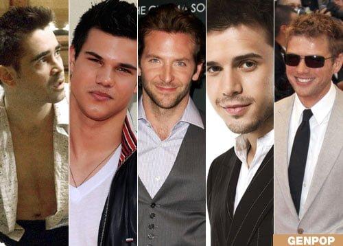 cei mai doriți bărbați